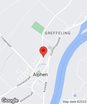 Locatie Autobedrijf Van Mook op kaart