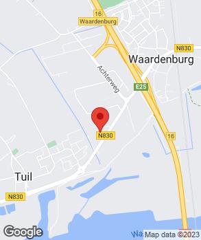 Locatie Huibert-de Jongh op kaart
