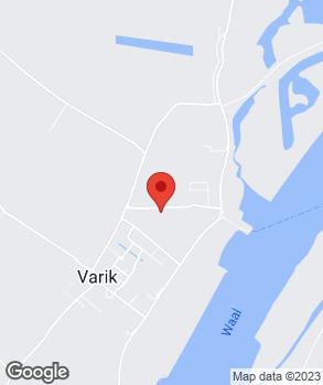 Locatie L.G. van de Water op kaart