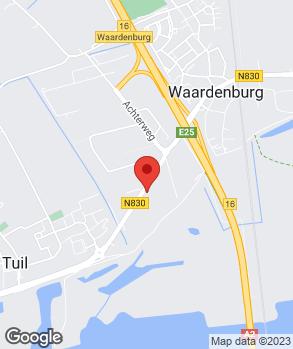 Locatie Autohandel Van Oort op kaart