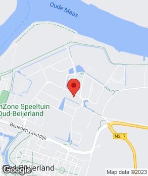 Locatie Autobedrijf Kooy Oud-Beijerland B.V. op kaart