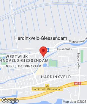 Locatie Garagebedrijf van Dijk B.V. op kaart