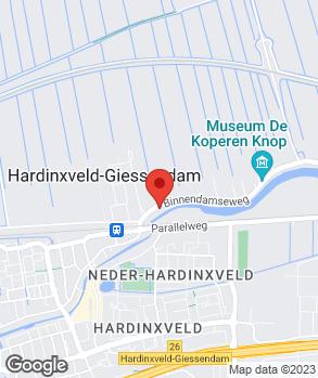 Locatie B.V. v/h E.G.A.O. Firma W.A. van den Heuvel op kaart