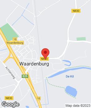 Locatie Veron Services op kaart