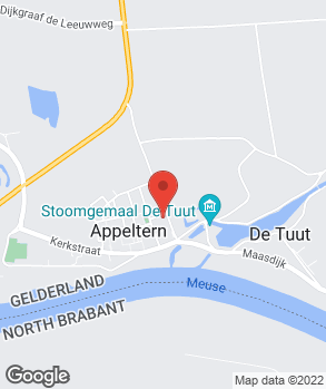 Locatie Autobedrijf Mulders op kaart