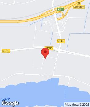 Locatie Maweko op kaart