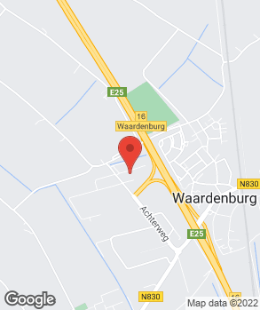 Locatie Automobielbedrijf Bert Story B.V. op kaart