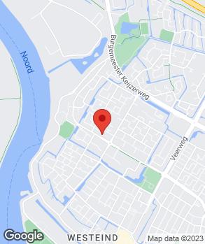 Locatie Opel Centrale op kaart