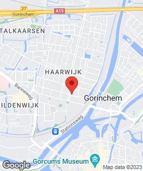 Locatie Automobielbedrijf J. Bergwerff en Zonen B.V. op kaart