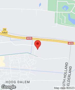 Locatie Autobedrijf Van der Stelt op kaart