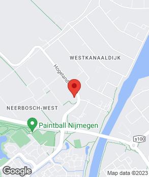 Locatie Wensink Nijmegen op kaart