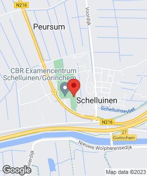 Locatie Autobedrijf Van Muijlwijk B.V. op kaart