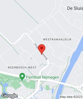 Locatie Euromaster Nijmegen op kaart
