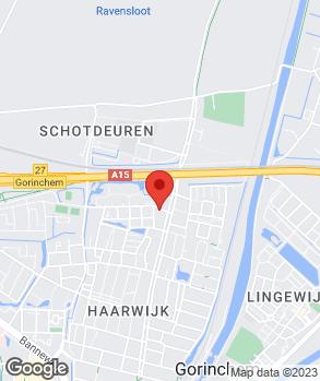 Locatie Autoservice Nijhoff op kaart