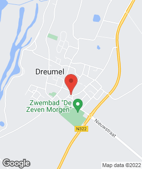 Locatie Autobedrijf Remmits op kaart