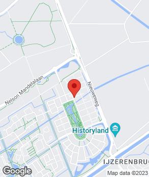 Locatie ROOSUMA op kaart