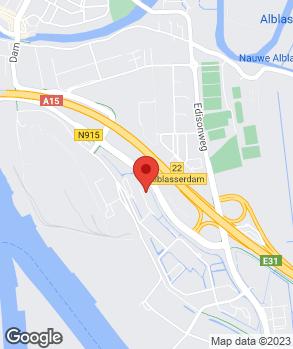 Locatie P.J. Hogerwerf Trading op kaart