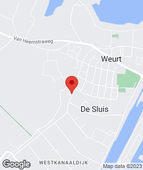 Locatie Autobedrijf H. Willems op kaart