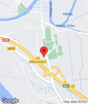 Locatie J & S Auto Techniek op kaart