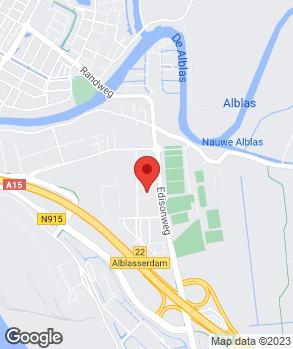 Locatie H.J. Feteris Handelsonderneming op kaart