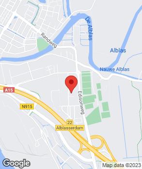 Locatie Autobedrijf Embrechts B.V. op kaart