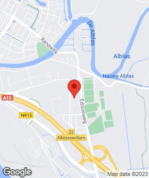 Locatie Handelsonderneming Embrechts B.V. op kaart