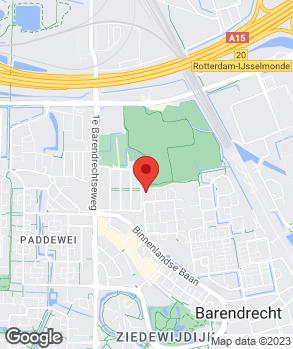 Locatie Nauta Bedrijven B.V. op kaart