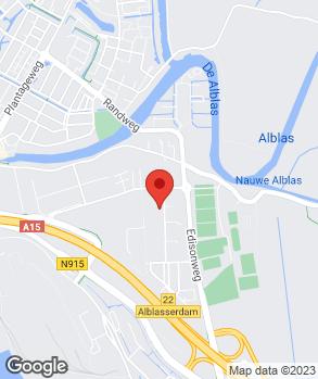 Locatie Rijsdijk AutoMotive op kaart