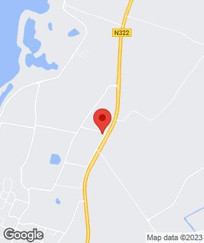 Locatie Autohandel Riny Lagarde op kaart