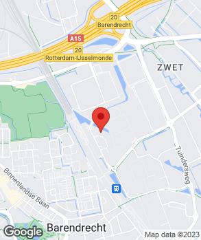 Locatie Vriesde op kaart