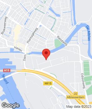 Locatie A. Bochanen en Zn. op kaart