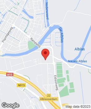 Locatie Autobedrijf Schoonewil op kaart