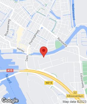 Locatie Garage G. van Dijk op kaart