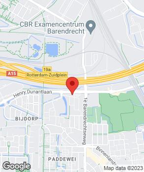 Locatie Automobielbedrijf M. Vogelaar & Znn. op kaart