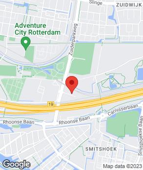 Locatie Auto Hoogenboom Schadeservice op kaart