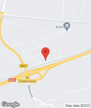 Locatie Audi De Waal op kaart