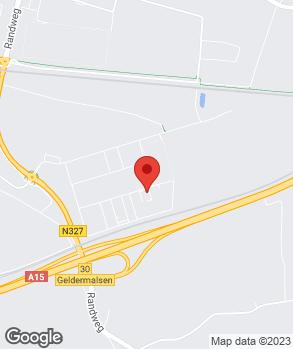 Locatie ASN Autoschade Service Voorend op kaart