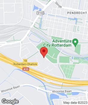 Locatie Frans Bul Company B.V. op kaart