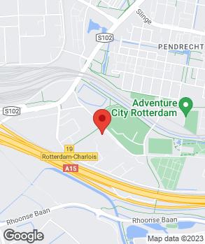 Locatie Garage Jacobs & Gouw B.V. op kaart