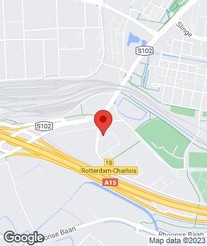 Locatie Indumij Automotive Rotterdam-Zuid op kaart