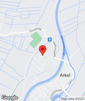 Locatie Autobedrijf Van den Broek op kaart