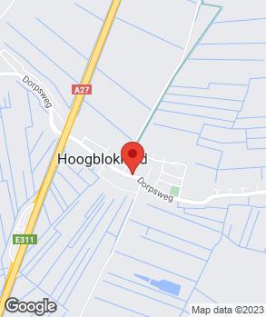 Locatie Autobedrijf Van Iperen B.V. op kaart