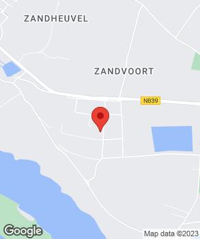 Locatie Autoschade Schreuder op kaart