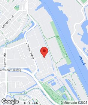 Locatie Rene van Oudenaarde Auto's op kaart