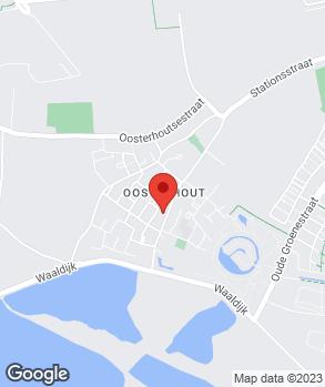 Locatie Garage Hoogsteder B.V. op kaart