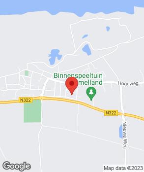 Locatie Handelsonderneming Felling B.V. op kaart