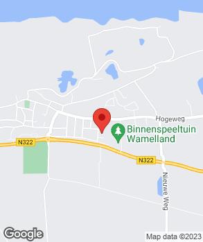 Locatie Autobedrijf Andre Looman op kaart