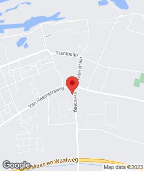 Locatie Autobedrijf Van Oijen B.V. op kaart