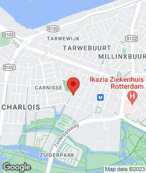 Locatie Sezi Autobedrijf op kaart