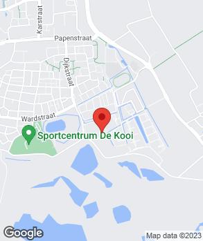 Locatie Autobedrijf Hans Huijbers op kaart